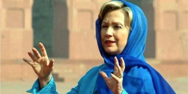 Hillary Clinton Muslim