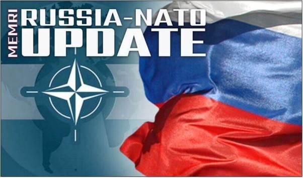 MEMRI NATO GEOPOLITICAL