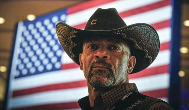 Sheriff David Clark