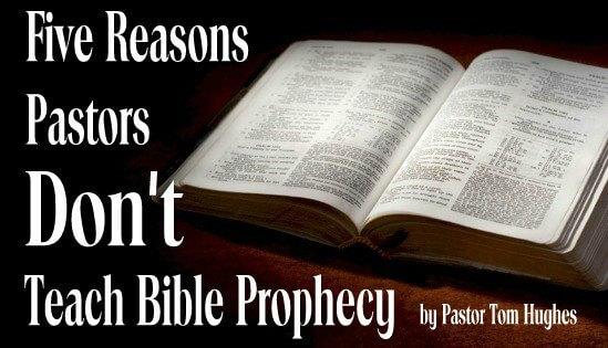 Pastors Bible Prophecy