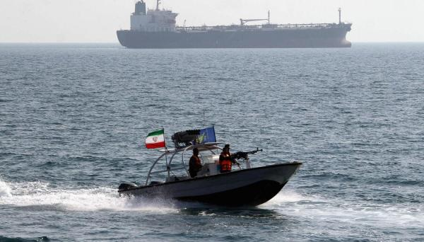 Iranian Revolutionary Guard Corps Navy patrol craft