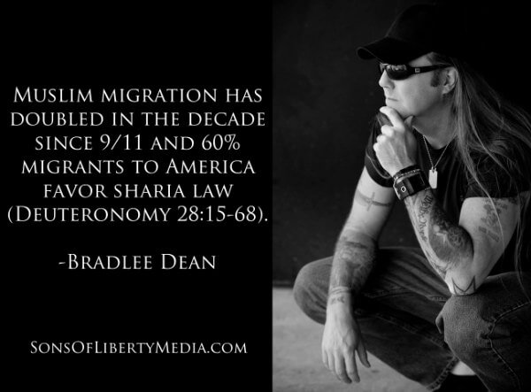 Muslim Immigration Doubled