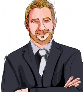 HIS NAME IS SETH RICH