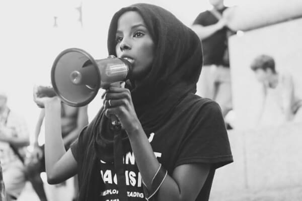 Somali social justice activist