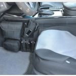 Vehicle holster