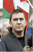Arnaldo Otegi, historical leader of the Basque pro-independence left, to be released from prison in March, and potential candidate in the 2016 Basque elections