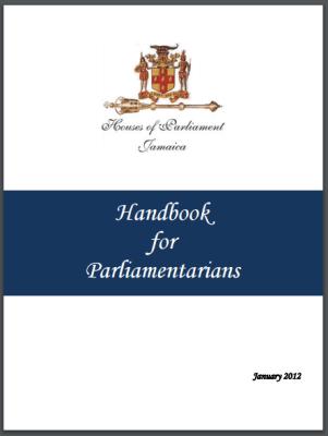 Parliamentary handbook 1