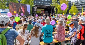Over 1,200 march in Switzerland to celebrate life of children with Down syndrome