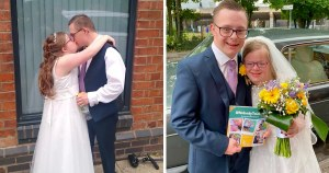 Over 35,000 watch woman with Down's syndrome marry, ahead of disability abortion challenge