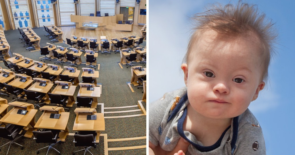 Down's syndrome abortions likely to increase after Scottish Govt announce roll-out of new scheme