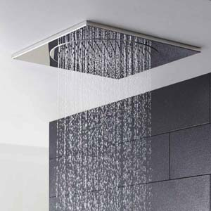 Ceiling Mount Shower