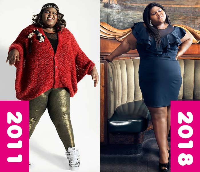 Precious Before and After Weight Loss