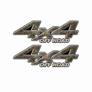 4x4 Truck Decals 3