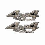 4x4 Truck Decals 42