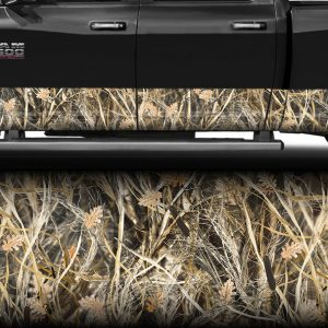 Tallgrass Camo Rocker Panel Wrap