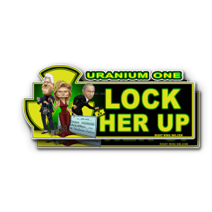 Lock Her Up Anti Hillary Sticker