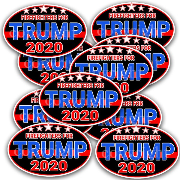 TRUMP 2020 Stickers 2 Pack 6