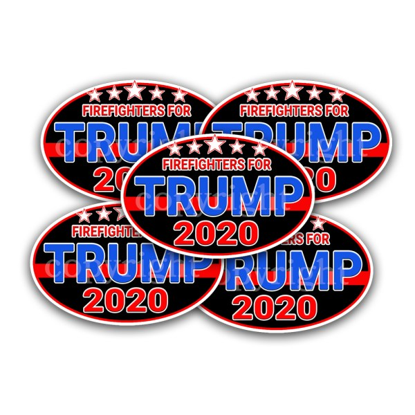 TRUMP 2020 Stickers 2 Pack 7