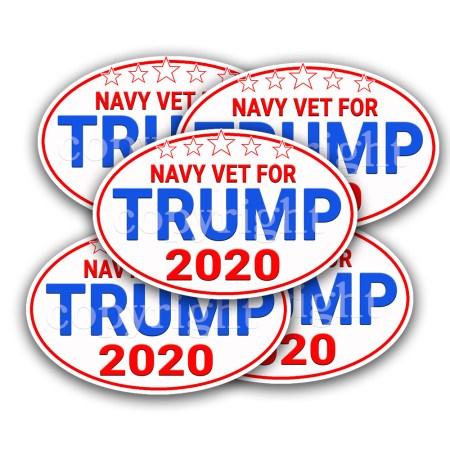 TRUMP 2020 Stickers 2 Pack 2