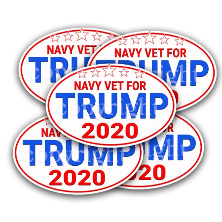 TRUMP 2020 Stickers 2 Pack 2