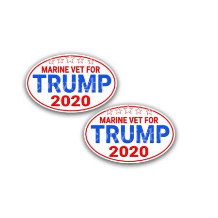 TRUMP 2020 Stickers 2 Pack 5