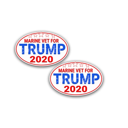 TRUMP 2020 Stickers 2 Pack 5