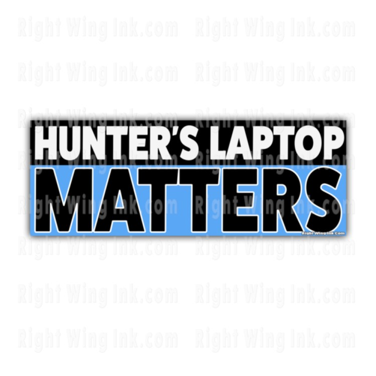 Hunters Laptop Matters