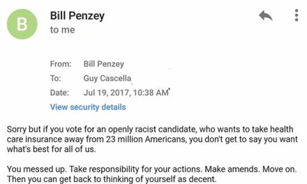 Bill Penzey Insults Conservative Customers Direct Now
