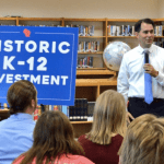 Is Walker the Education Governor?
