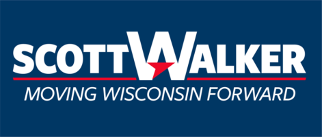 Walker Campaign Unveils New Logo