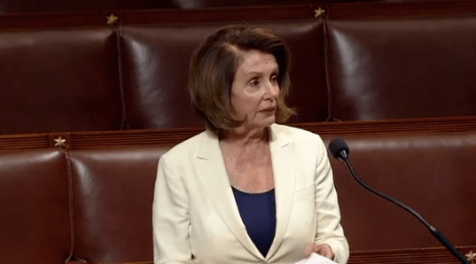 Pelosi Unwelcome by WI Dems in Tough House Races?