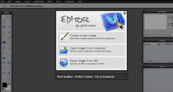 How to Edit PSD files Online – Pixlr - RIGHT ya LEFT