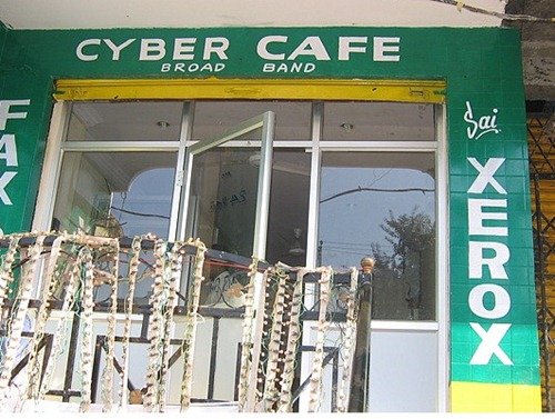 Cyber-Cafe-India