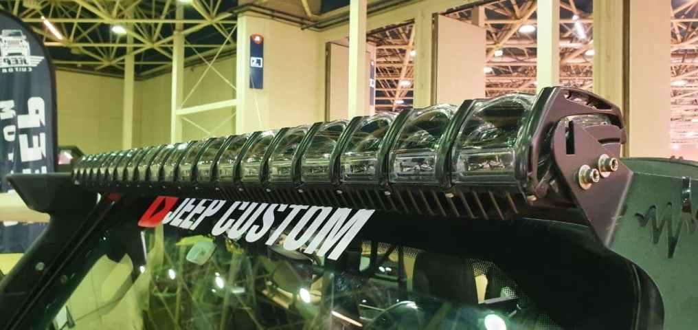 """Jeep Custom ADAPT 50"""""""