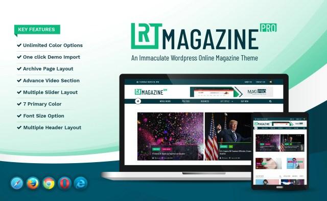 magazine Themes