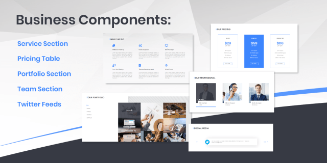 Business Components
