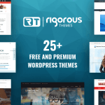 Lightweight and Minimal Responsive Free WordPress Themes For 2019