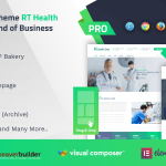 RT Health Pro – Premium Page Builder Ready Medical WordPress Theme