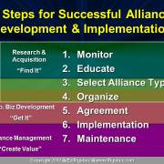 Rigsbee Steps to Successful Alliance Development