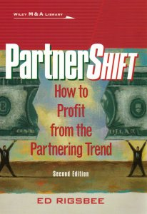 PartnerShift by Ed Rigsbee, published by Wiley & Sons 2000