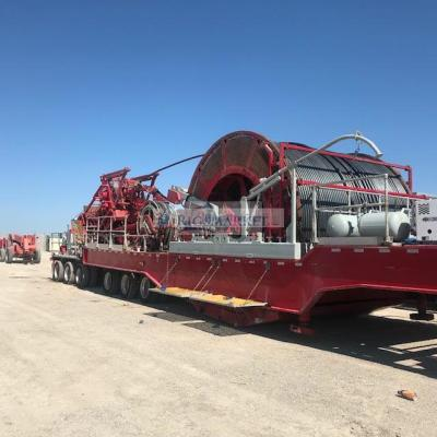 Large Pipe coiled tubing unit , 2 3/8 coiled tubing unit , 2 5/8 coiled tubing unit, -Rigs Market