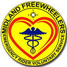 Midland Freewheelers Emergency Rider Voluntary Service