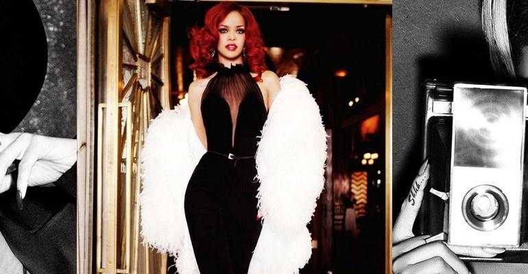 Throwback Thursday: Rihanna and Ellen von Unwerth rihanna-fenty.com