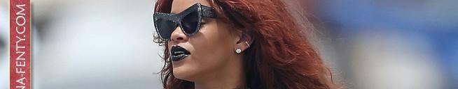 Rihanna goes fishing in Hawaii