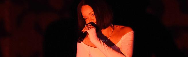 Meet the Director Behind Rihanna's Brit Awards Performance