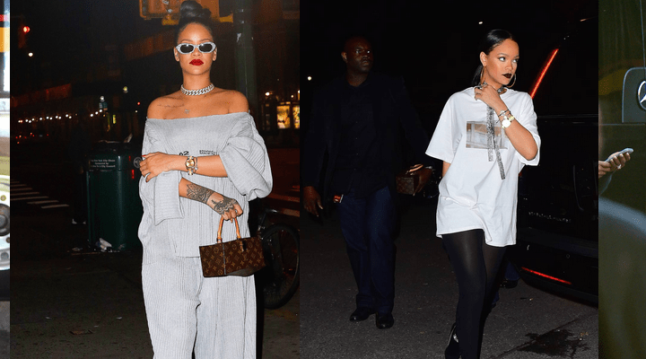 CANDIDS: Rihanna out and about in New York