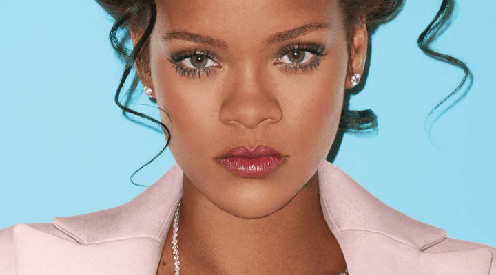 Rihanna covers CR Fashion Book