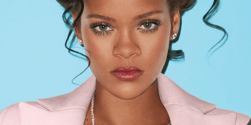 Rihanna covers CR Fashion Book
