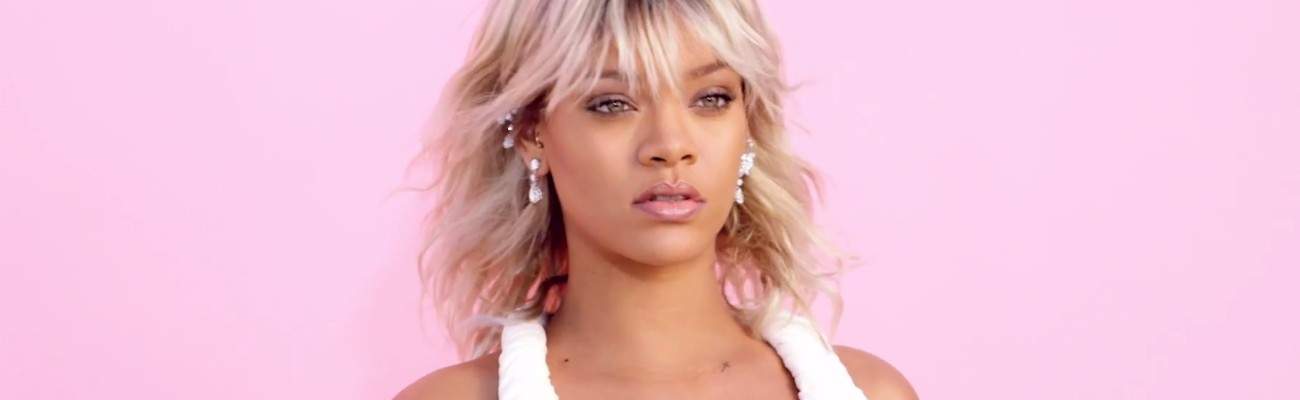 Behind the scenes: Harper's Bazaar cover shoot with Rihanna