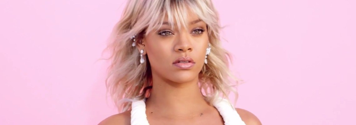Behind the scenes: Harper's Bazaar cover shoot with Rihanna